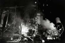 Jean Tinguely Homage to New York